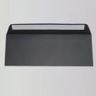 Enveloppe Noire 115 X 310 mm