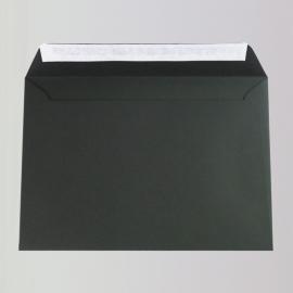 Enveloppe Noire 162 X 229 mm