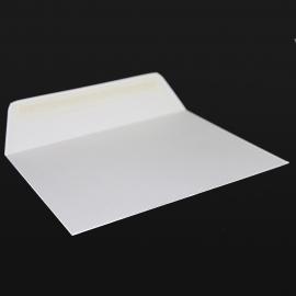 Enveloppe blanche 135 x 185 mm