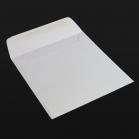 Enveloppe Blanche 130 x 130 mm