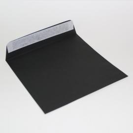 Enveloppe Noire 145 X 145 mm