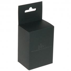 Boîte à perforation européenne