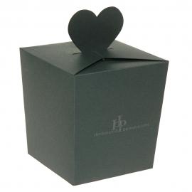 Boîte cadeau coeur