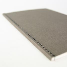 Carnet de note - couture à plat