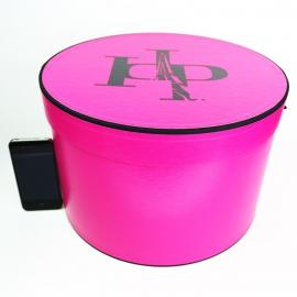 Boîte à Chapeau - Diam 30 cm - fabrication artisanale parisienne