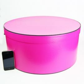 Boîte à Chapeau - Diam 40 cm - fabrication artisanale parisienne