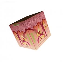 Cube sauteur à pelliculage Soft-Touch