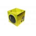 Cube sauteur - lancement de produit
