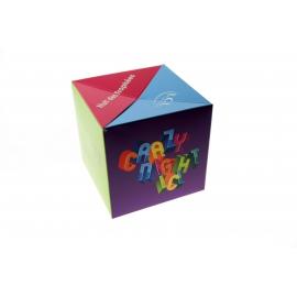 Cube Sauteur Invitation