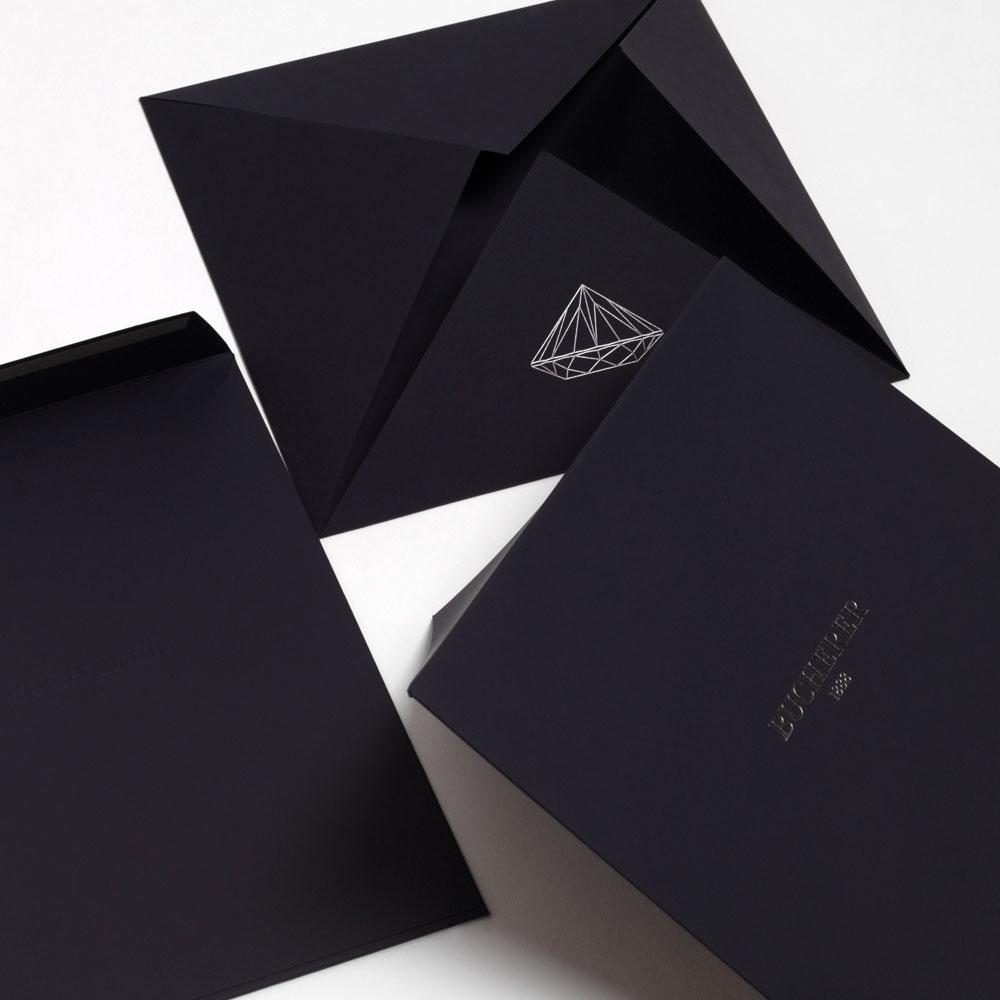 pochette luxe atypique imprimerie de paris enveloppes de luxe. Black Bedroom Furniture Sets. Home Design Ideas