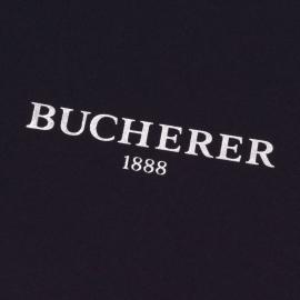 Pochette Luxe Noire Gaufrée