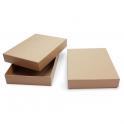 Boîte cloche en carton éco