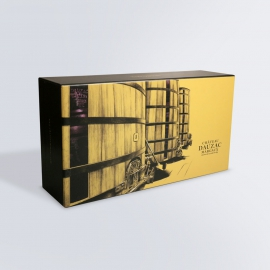 Boîte à Tiroirs Imprimée