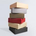 Boîte Cloche contrecollée luxe