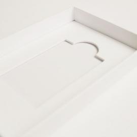 Petite boite cloche avec cale