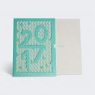 Pochette carte avec découpes