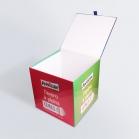 Boîte cube géante