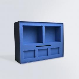 Boîte glissante ou boîte d'allumette