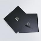 Boîte cloche pour brochure
