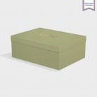 Boîte cloche Midgreen avec dorure