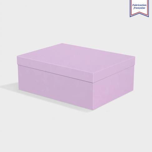 Boite Cloche Lavender