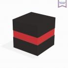 Boite à gorge neutre ebonyblack